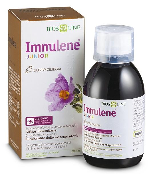 Bios Line Biosline Immulene Junior 200 Ml