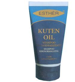 Lab.farmaceutici Krymi Kuten Oil Shampoo 150 Ml