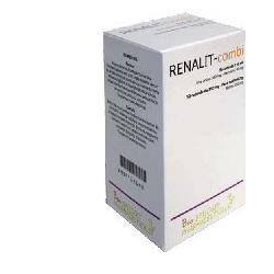 Bio Stilogit Pharmaceutic. Renalit Combi 12 Capsule   Sciroppo 120 Ml