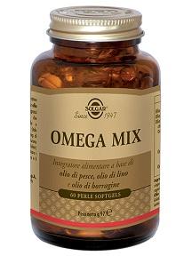 Solgar It. Multinutrient Omega Mix 60 Perle