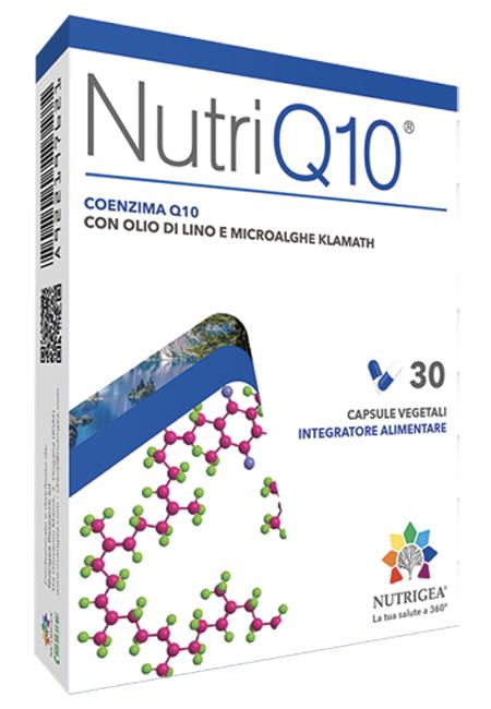 Nutrigea Research Nutriq10 30 Capsule