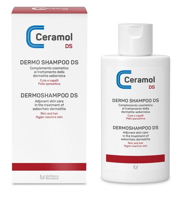 Unifarco Ceramol Ds Dermo Shampoo 200 Ml
