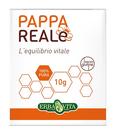 Erba Vita Group Pappa Reale Fresca 10 G