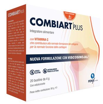 Fenix Pharma Soc.coop.p.a. Combiart Plus 20 Bustine