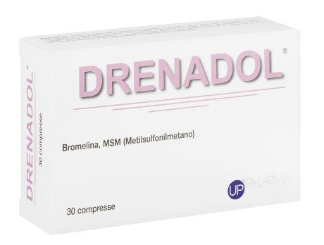 Up Pharma Drenadol 30 Compresse Astuccio 30 G