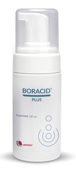 Uriach Italy Boracid Plus Dermoginecologico 100 Ml