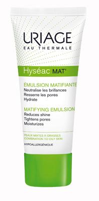Uriage Laboratoires Dermatolog Hyseac Mat Crema 40ml