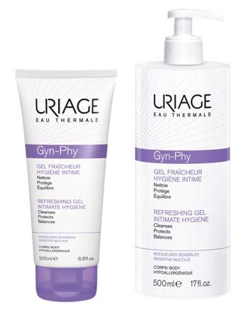 Uriage Laboratoires Dermatolog Gyn Phy Detergente Intimo 200 Ml