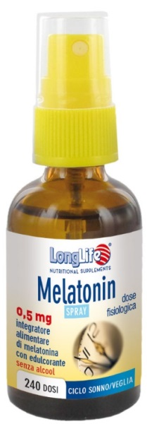 Phoenix    Longlife Longlife Melatonin Spray 0 5mg 30 Ml