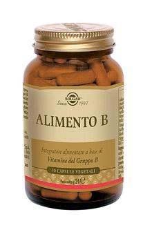 Solgar It. Multinutrient Alimento B 50 Capsule Vegetali Flacone 24 G