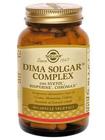 Solgar It. Multinutrient Dima Solgar Complex 60 Capsule Vegetali