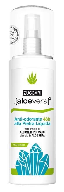 Zuccari Aloevera2 Anti odorante Alla Pietra Liquida
