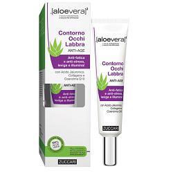Zuccari Aloevera2 Contorno Occhi Labbra Anti age
