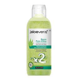 Zuccari Aloevera2 Succo Puro D aloe A Doppia Concentrazione