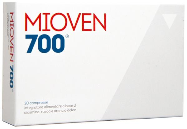 Agaton Mioven 700 20 Compresse Astuccio 20 G