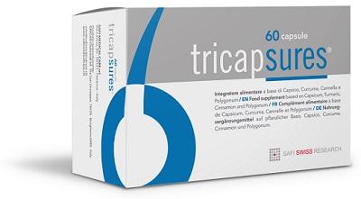 Safi Medical Care Tricapsures 60 Capsule