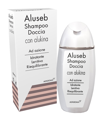 Alfasigma Aluseb Shampoo 125 Ml