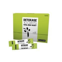 Zuccari Detoxase 10 Days Total Body 10 Stick 3 G