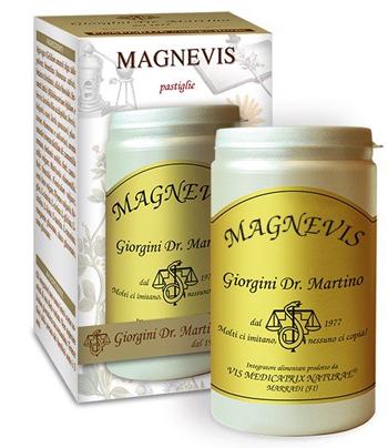 Dr.giorgini Ser vis Magnevis 400 Pastiglie