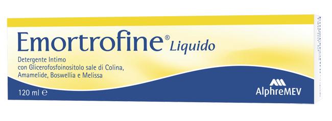 Agave Emortrofine Liquido Flacone 120 Ml