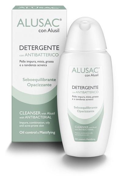 Skinius Alusac Detergente Flacone 125 Ml