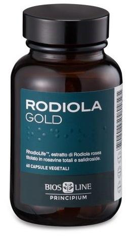 Bios Line Principium Rodiola Gold 60 Capsule Vegetali