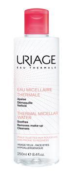 Uriage Laboratoires Dermatolog Uriage Eau Micellare Per Pelli Arrossate 500 Ml