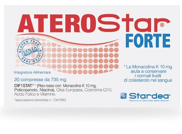 Stardea Aterostar Forte 20 Compresse