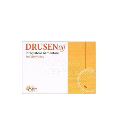 Offhealth Drusenoff 30 Compresse