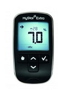 Sistema Per Determinazione Glicemia Mystar Extra