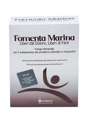 Geomedical Artrosi Fango Minerale 5 Buste Da 150 G