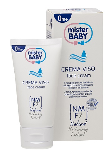 Coswell Mister Baby Crema Viso 50 Ml