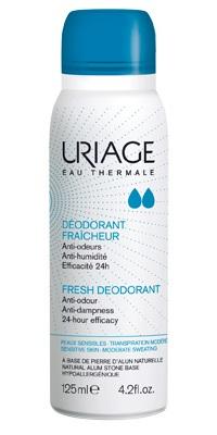Uriage Laboratoires Dermatolog Uriage Deo Fraicheur Spray 125 Ml