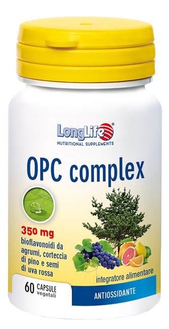 Phoenix    Longlife Longlife Opc Complex 60 Capsule Vegetali