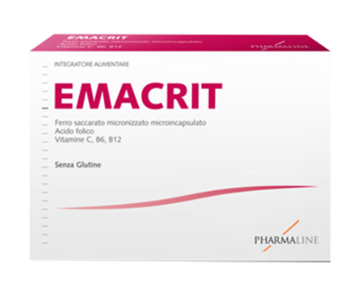 Pharma Line Emacrit 30 Bustine 120 G