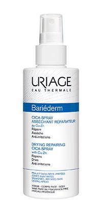 Uriage Laboratoires Dermatolog Bariederm Cica-spray 100 Ml