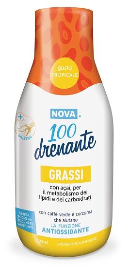 Nova100 Drenante Grassi 300 Ml