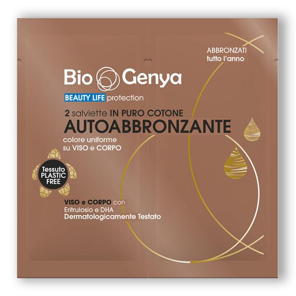 Diva International Biogenya Autoabbronzante 2 Salviette