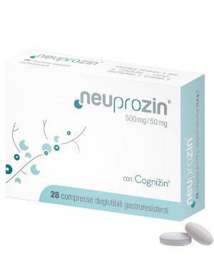 Fb Vision Neuprozin 28 Compresse Gastroresistenti