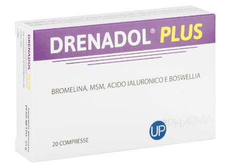 Up Pharma Drenadol Plus 20 Compresse