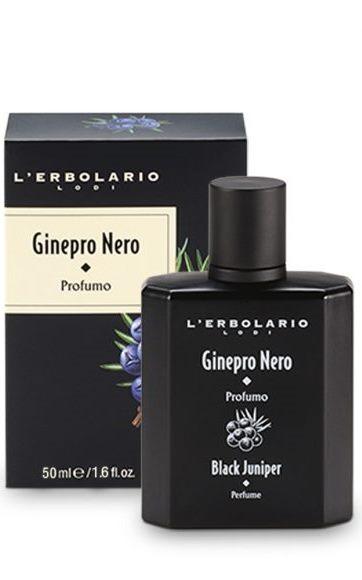 L''erbolario Ginepro Nero Profumo 50 Ml                               100