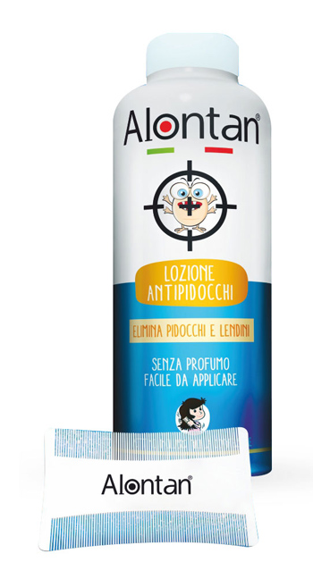 Pietrasanta Pharma Alontan Lozione Antipediculosi 200 Ml