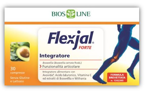 Flexjal Forte 30 Compresse