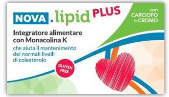 Nova Argentia  Ind. Farm Nova Lipid Plus Colesterolo Integratore 30 Compresse