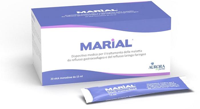 Aurora Biofarma Marial 20 Oral Stick 15 Ml