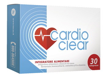 To.c.a.s. Cardioclear 30 Compresse