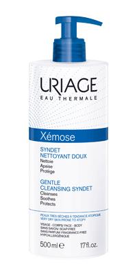 Uriage Laboratoires Dermatolog Xemose Syndet Detergente 500 Ml