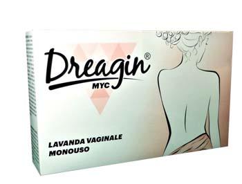 Shedir Pharma  Unipersonale Lavanda Vaginale Dreagin Myc 5 Flaconi 140 Ml