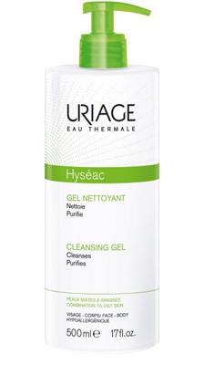 Uriage Laboratoires Dermatolog Hyseac Gel Detergente 500 Ml