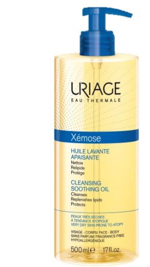 Uriage Laboratoires Dermatolog Xemose Olio Detergente 500 Ml